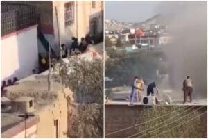 """Razzi e droni su Kabul, muoiono kamikaze in auto e bambini: """"Valutiamo danni collaterali"""""""