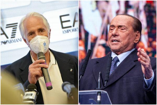 Forza Italia, l'ipotesi Malagò per allontanare il partito unico con la Lega di Salvini