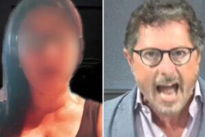 """""""Borrelli fa insultare mio figlio, onesto lavoratore"""", lo sfogo della mamma di Francesco messo alla gogna per un video su TikTok"""