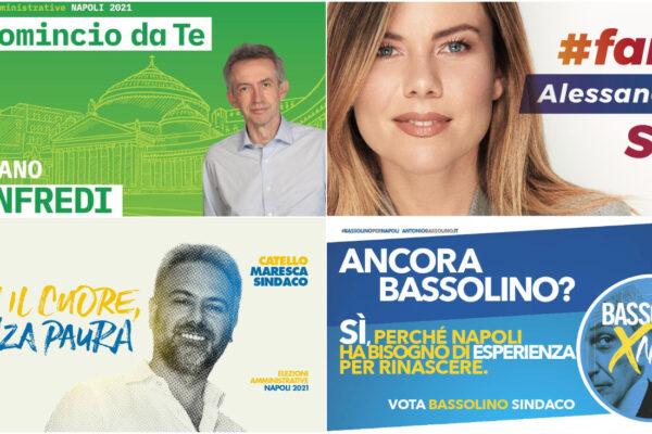 """Manifesti e comunicazione elettorale, per Iorio: """"Bassolino il migliore, gli altri non sono autentici"""""""