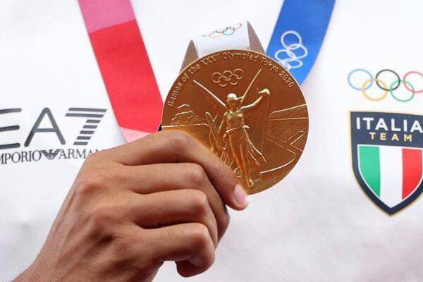 Tokyo 2020, dal Coni 7mln di premi per i medagliati: i calciatori agli Europei pagati più degli olimpionici