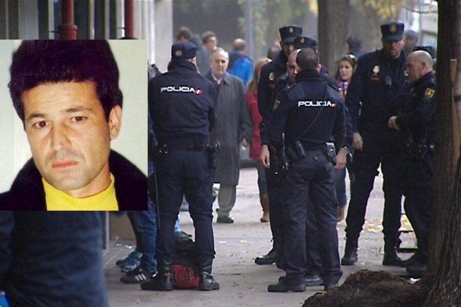 Arrestato Domenico Paviglianiti, pericoloso killer della 'Ndrangheta: blitz a Madrid