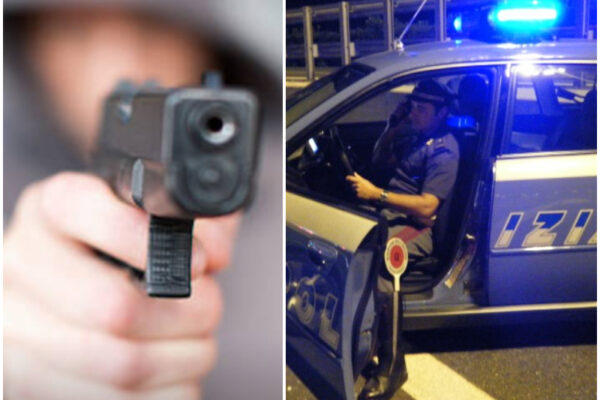 Tentano rapina ma è un poliziotto fuori servizio, l'agente spara: un ferito