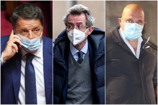 I renziani vanno con Lanzotti, a Napoli nasce il partito unico di centro