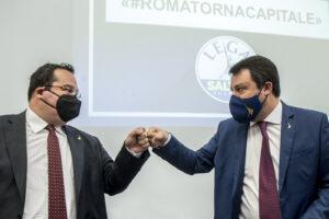 Salvini pronto a scaricare Durigon, addio più vicino mentre la Lega si infiamma: Draghi 'blinda' Lamorgese