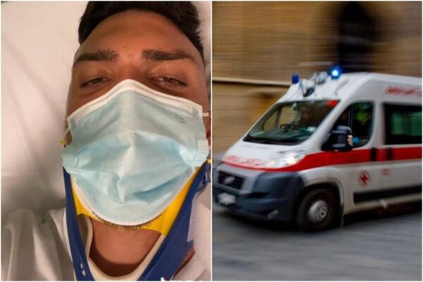 Cosa è successo a Stefano Pollari, brutto incidente in auto con la figlioletta Ilary