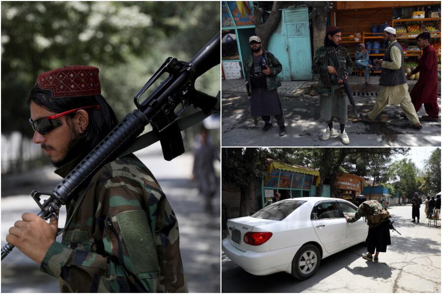 """""""Frustati dai talebani perché avevamo i jeans"""", le testimonianze delle violenze da Kabul"""