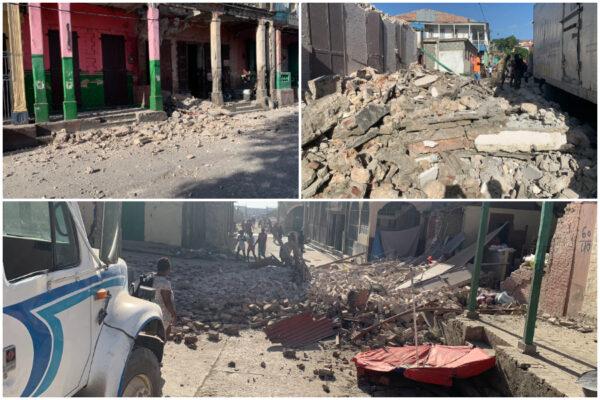 Dramma ad Haiti, terremoto di magnitudo 7.2: ora le vittime sono oltre 700