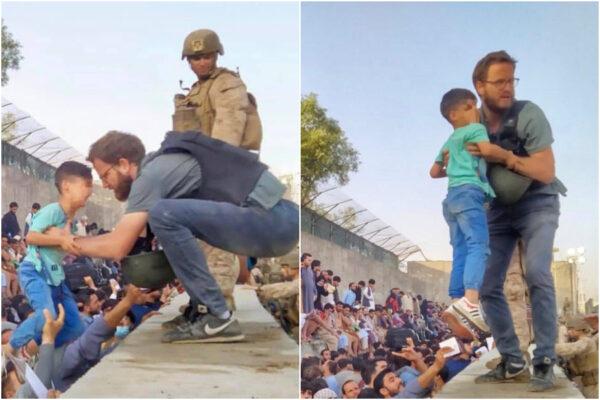 Tommaso Claudi, il diplomatico italiano ancora a Kabul per aiutare i bambini a scappare dall'inferno