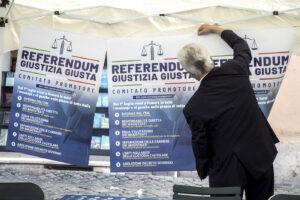 Referendum primo passo per tornare allo Stato di diritto
