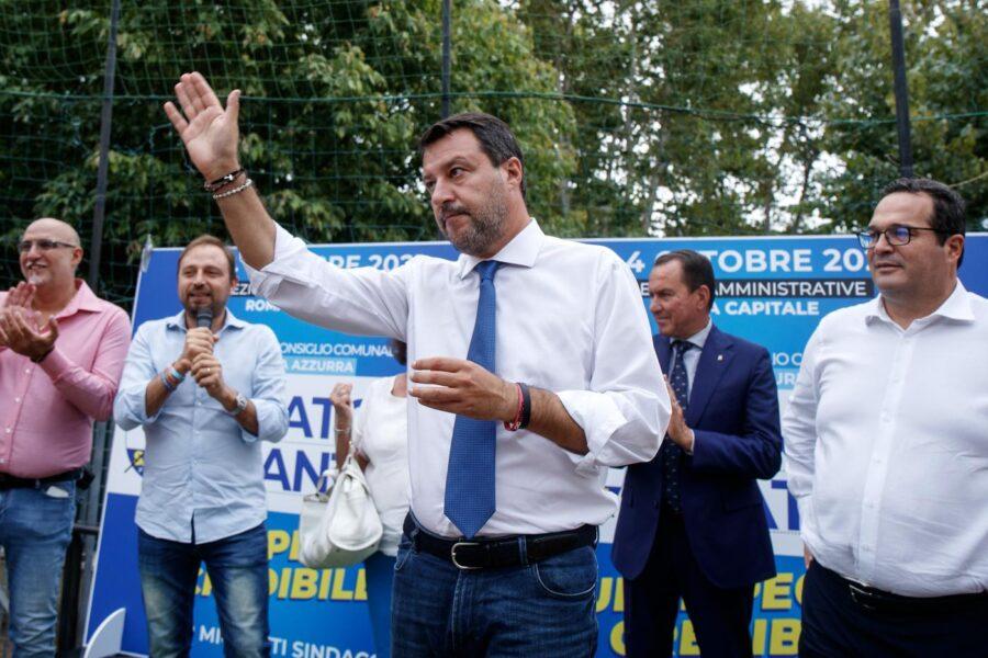Sondaggi elezioni comunali, la destra in affanno e Salvini è sempre più in bilico