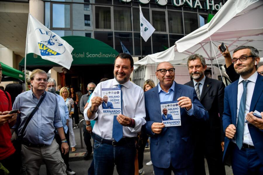 """Caos Milano, il centrodestra rassicura Bernardo: """"In mattinata avrà i soldi per la campagna elettorale"""""""