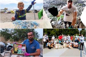 World Cleanup Day, in campo migliaia di volontari con sacchi e guanti alla mano per ripulire il mondo