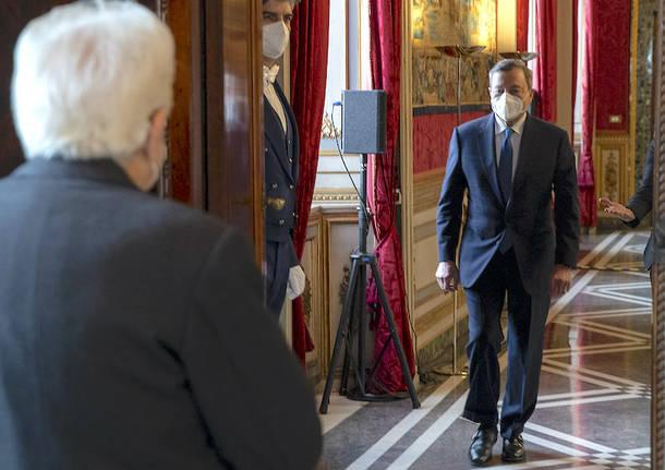 Draghi e Mattarella, chi e dove? Gigliuto scrive il Romanzo Quirinale