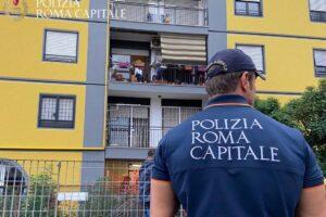 Maxi sgombero a Tor Bella Monaca, il caso del ras Giuseppe Moccia: moroso ma con 30mila euro in casa