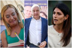 Michetti scappa ancora ma questa volta 'dà buca' alla Meloni: il 'candidato fantasma' sotto accusa