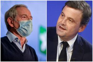 """""""Era meglio Bertolaso"""", Giorgetti scarica Michetti e tira la volata a Calenda"""
