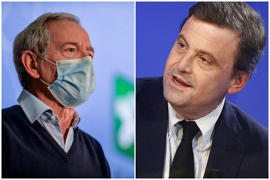 Calenda 'scippa' voti al centrodestra, carta Bertolaso vicesindaco contro Michetti