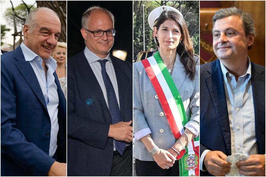 Sondaggi Roma: Michetti al ballottaggio con Gualtieri, Calenda insegue. Raggi bocciata dai cittadini