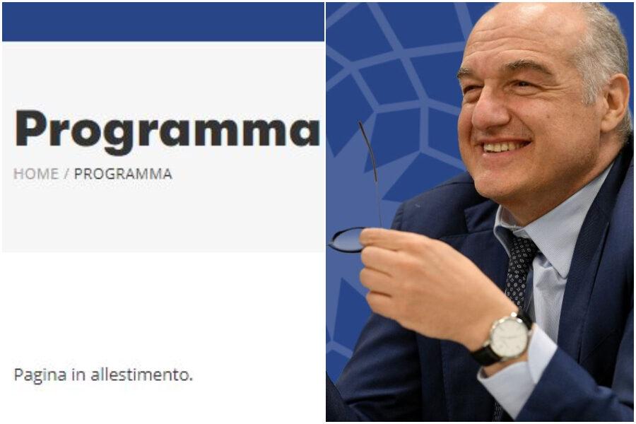 """""""Il programma di Michetti non esiste"""", Calenda smaschera il candidato 'fantasma'"""