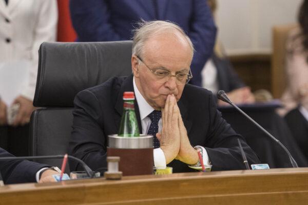 Loggia Ungheria, perché è proibito parlarne nelle Procure e sui giornali