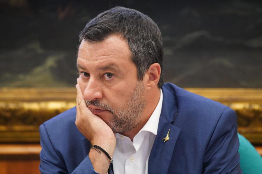 """""""Varianti Covid nascono come reazione al vaccino"""", la bufala di Salvini smentita dagli esperti"""