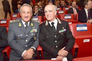 Loggia Ungheria, Amara tira dentro Carabinieri e Guardia di Finanza: spuntano Del Sette e Toschi