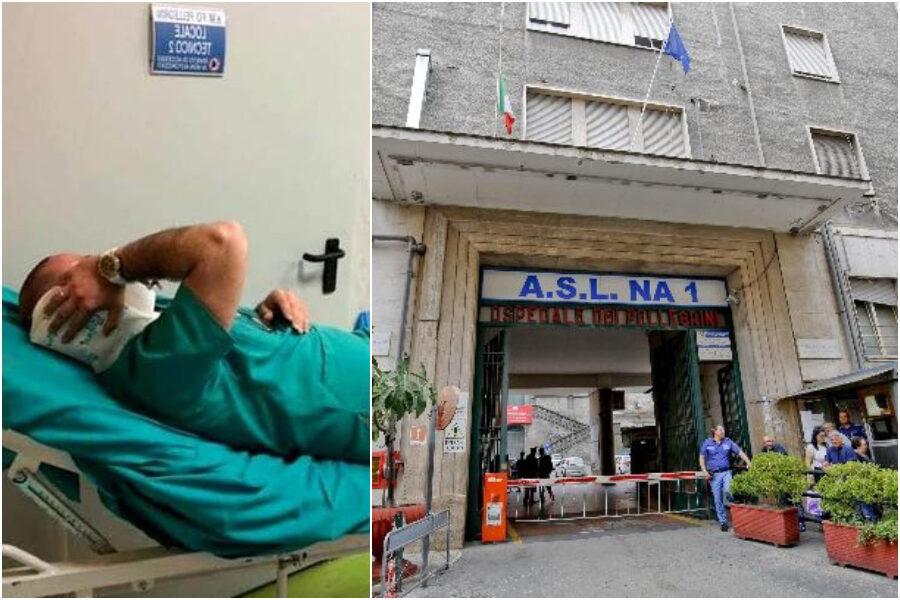 """Infermiere preso a calci e pugni al Pellegrini da un paziente """"stanco di aspettare"""": ennesima aggressione in ospedale"""
