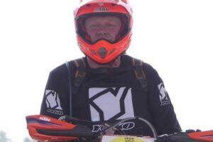 Tragedia al Mondiale di Enduro nel pavese, il pilota Arnold Staal trovato morto vicino alla sua moto