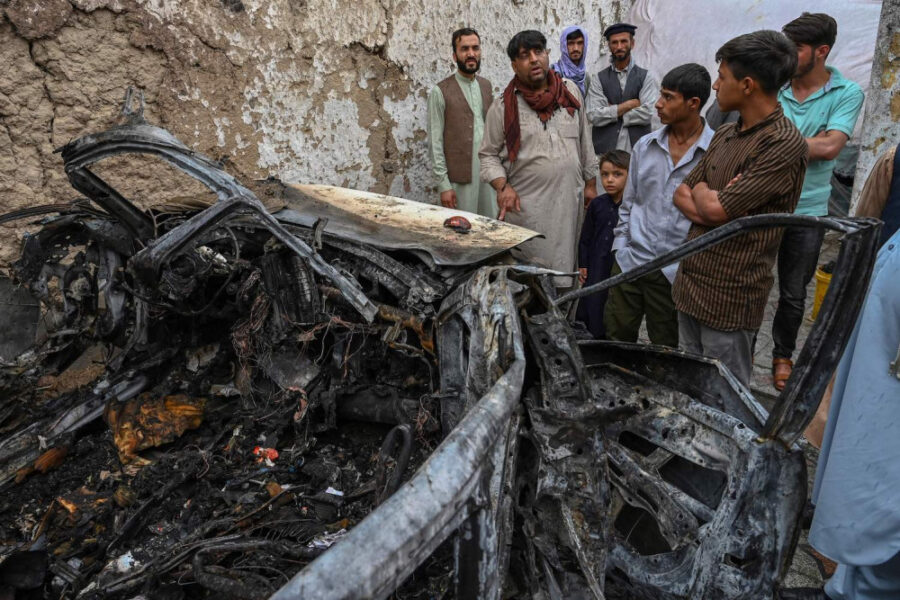 """Afghanistan, il Pentagono ammette dopo 19 giorni: """"Drone ha ucciso 10 civili, un tragico errore"""""""