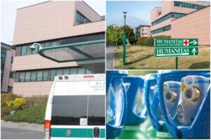 Due operai morti intossicati nel deposito di azoto dell'ospedale Humanitas: dramma nel Milanese