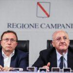 Napoli non sia ridotta a protettorato di De Luca e Bonavitacola