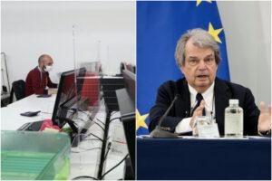 Smart working, dal 15 ottobre i dipendenti pubblici tornano in presenza: Draghi firma il Dpcm