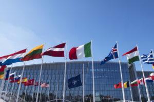 VERTICE NATO A BRUXELLES