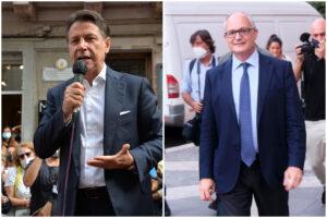 """Conte archivia la Raggi e prova a salire sul carro del vincitore Gualtieri: """"Michetti inaffidabile"""""""
