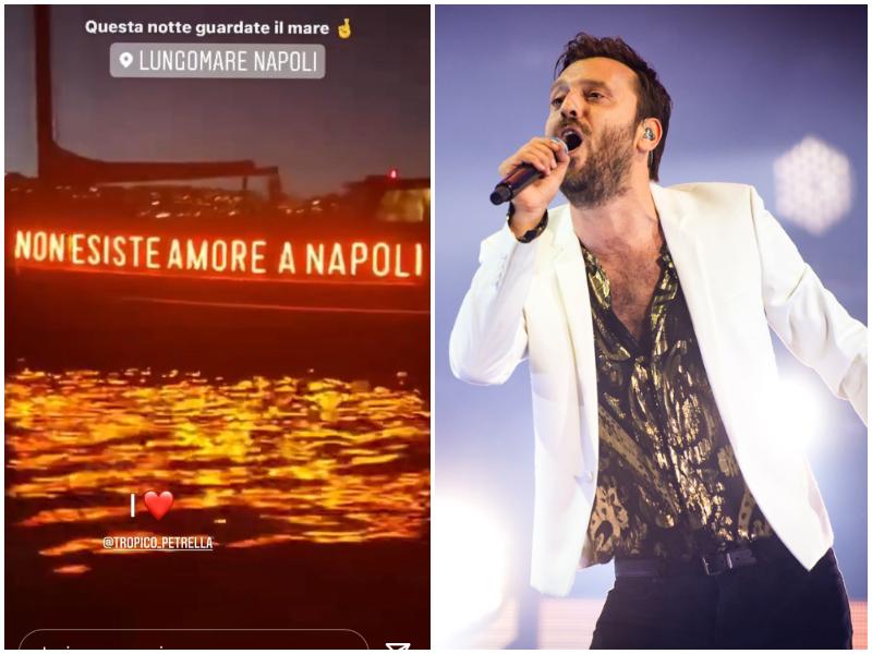 """Cesare Cremonini e l'amore per Napoli: """"Va ascoltata, un laboratorio che non conosce soste"""""""