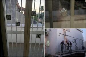 """Colpi di pistola contro Casa don Diana, raid allo spazio sociale: """"Noi andiamo avanti"""""""