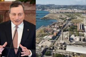 """Draghi: """"Sindaco commissario di Bagnoli, ma serve chiarezza su bonifica e progetti"""""""