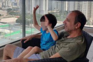 """Eitan, lo zio dopo l'incontro col bambino: """"Gli stanno facendo il lavaggio del cervello"""""""