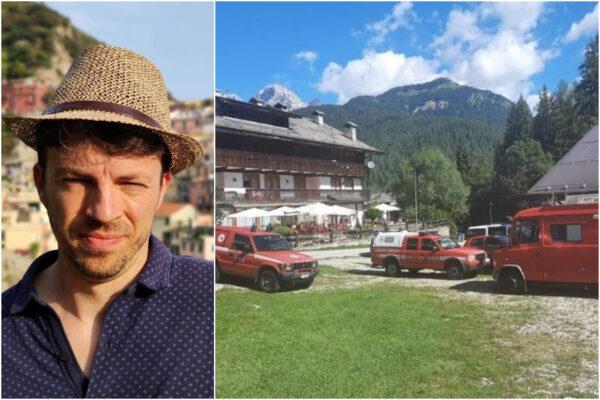 Federico Lugato scomparso sulle Dolomiti, corsa contro il tempo per ritrovarlo: le ricerche si fermeranno domenica