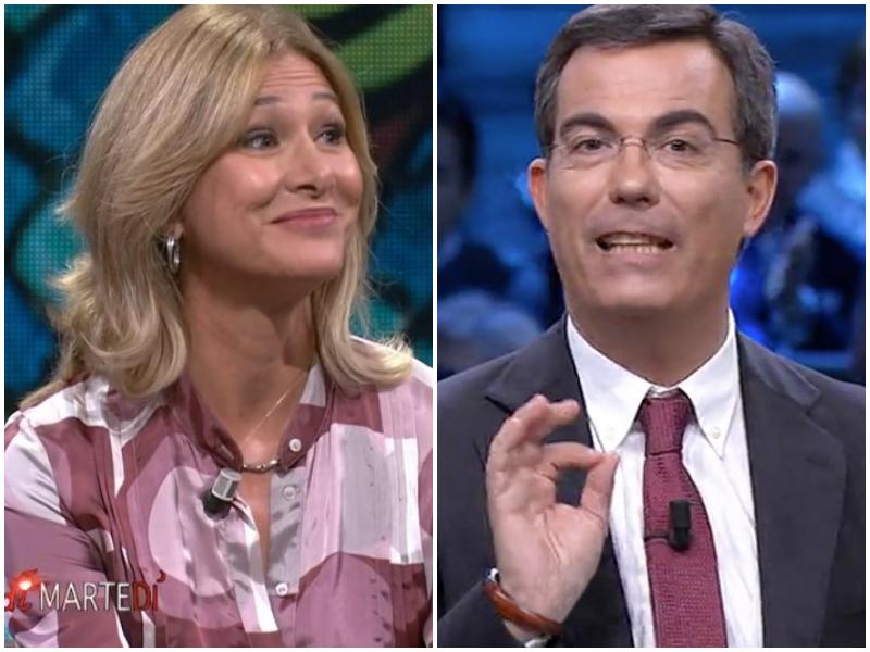 """""""Francesca Donato e No-Vax in tv? Ce li manda la Lega"""", la versione del direttore di La7 Andrea Salerno"""
