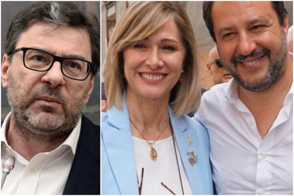 """Scissione Lega, c'è l'addio di Donato: """"Salvini, comandano Giorgetti e i governatori"""""""