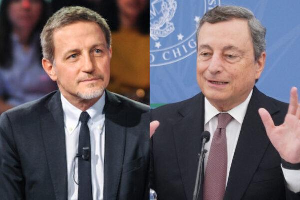 Per Massimo Giannini e la Stampa Draghi è un dittatore, scatta la resistenza all'ombra della Fiat