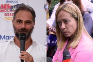 """Meloni a Napoli ma snobba Maresca: la leader di FdI e l'ex Pm """"Non riescono a incastrare le rispettive agende""""…"""