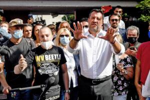Salvini perde consensi, la Lega di lotta e di governo non funziona