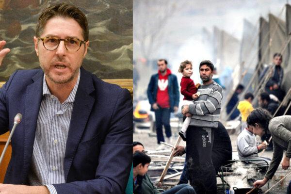 """La Lega ordina alla polizia: """"Fate sparire i profughi"""""""