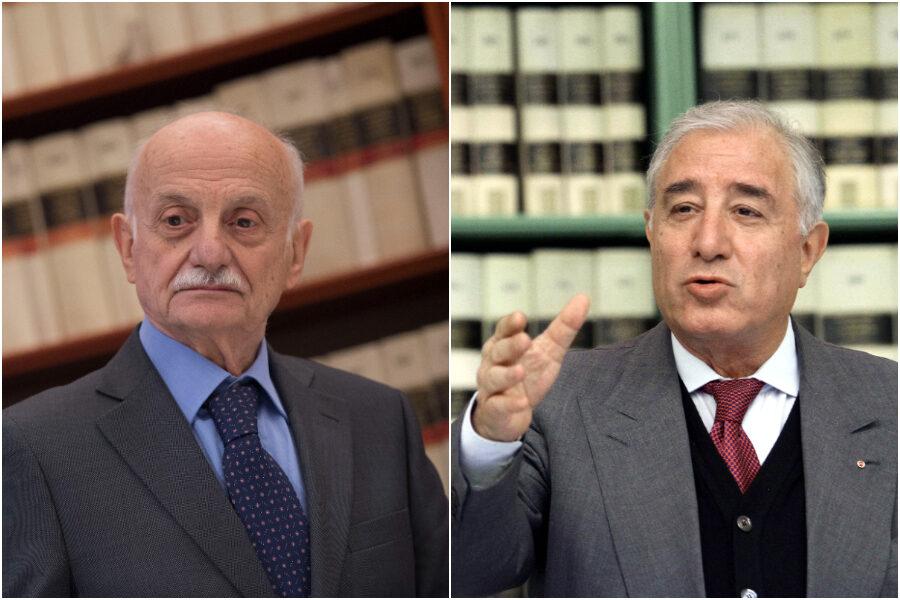 Trattativa Stato-Mafia, tutti assolti: crolla il castello di accuse contro Dell'Utri, Mori e De Donno