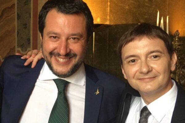 """Morisi e Salvini: dai """"venditori di morte"""" ai 'compagni che sbagliano'"""