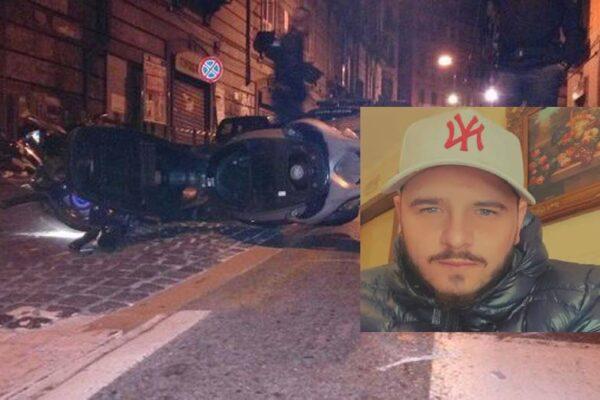 Schianto fatale auto-moto, pizzaiolo muore in ospedale: Salvatore Armanini aveva 22 anni