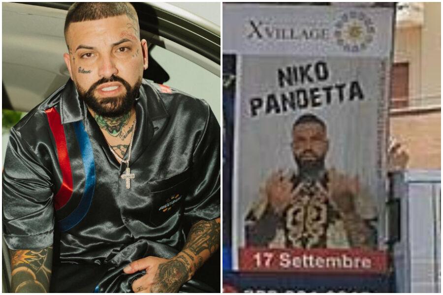 """Niko Pandetta al festival grillino, bufera sul cantante nipote del boss: """"Dovrei essere d'esempio"""""""